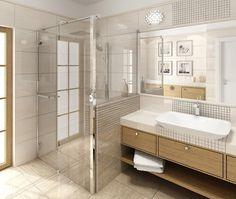 Zdjęcie: Łazienka styl Tradycyjny Applique, New Homes, Bathtub, Home And Garden, The Originals, Interior Design, House, Furniture, Home Decor
