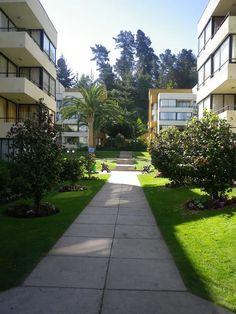 Reñaca, Apto. 2 dor.para 5 personas - Apartamentos en alquiler en Viña del Mar Sidewalk, Chile, Condos, Kids Swimming Pools, Cities, People, Houses, Chili Powder, Chilis