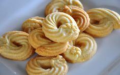 Dánské máslové sušenky