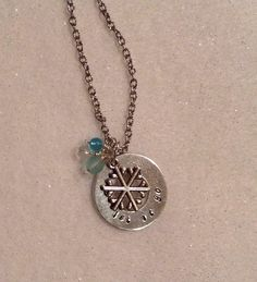 Frozen inspired Let It Go necklace  by ddbrown83 on Etsy
