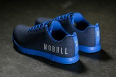 25dd43bde7f0 BLUE TRAINER (MEN S) - NOBULL - 1 Nobull Shoes