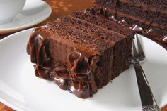 This amazing chocolate cake makes enough for twelve servings so there should be enough for everyone if you decide to share. You can make a layered cake, cupcakes or even