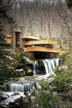 Frank Lloyd Wright's Falling Water is a must see.....I love this place and guess what. It's open to the public http://www.fallingwater.org/ Medi Sight - Google+