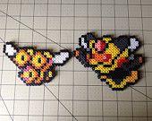 Pokemon Bead Sprite Set - Combee Family