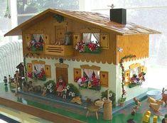 Tyrolian doll house                                                                                                                                                                                 More