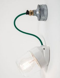 Urban Cottage Industries Wall Sconce | Remodelista