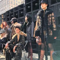 Once again @marcjacobs and @themarcjacobs upends the whole idea of the fashion show as we have known it to become. No lights cameras sets or cel phones. Just pure presentation and an ode to the hip hop of his early days in NYC and then takes it to the street where it belongs! Brilliant #frontrow #nyfw #modluxluvs #fashionshow #fashionweek #  via MODERN LUXURY MAGAZINE OFFICIAL INSTAGRAM - Luxury  Lifestyle  Culture  Travel  Tech  Gadgets  Jewelry  Cars  Gaming  Entertainment  Fitness