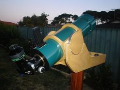 Jaegers 6 inch f5 refractor - Equipment Photos - Photo Gallery - Cloudy Nights