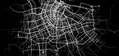 """Smart phone app """"Human"""" shows how we move in cities"""