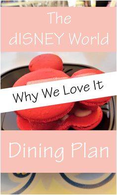 How to use the Disney World dining plan. We also go over the pros and cons of the Disney dining plan and how much it costs. |Disney world| Disney dining plan| Disney dining| Disney dining plan 2020| Disney World tips| How to use the Disney dining plan|