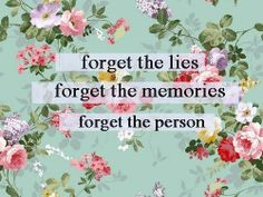 Motivational Quotes About Moving On #forget #love