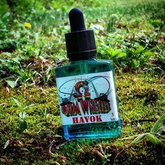 Havok, our bestselling juice! Juice, Perfume Bottles, Products, Juices, Perfume Bottle, Juicing, Gadget