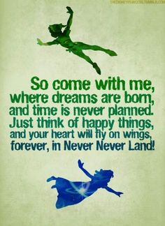 Peter pan xp