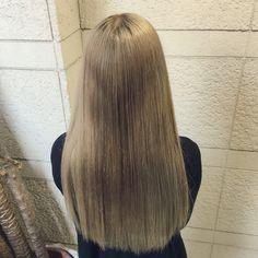瀧口 和也さんのヘアカタログ | ハイトーンカラー,#ロングヘア,ストレートスタイル,アイスマットアッシュ | 2016.04.17 18.52 - HAIR