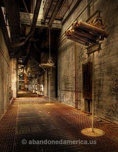 portside power plant - matthew christopher murray's abandoned america