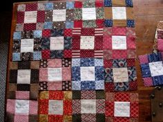 signature quilts wedding - Google Search