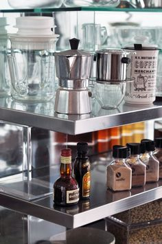 Build your own coffee station now!  Here are the best coffee station and coffee bar design ideas for your home. Check 'em out!  #coffeestation #coffee #coffeebar #coffeebarideas #coffeebarideas #bar #kitchenset