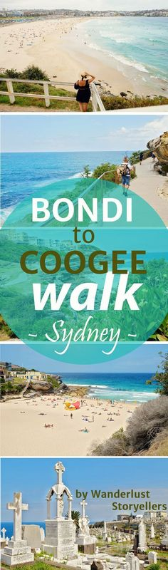 The Bondi to Coogee coastal walk is a 6km walking track that runs along some of the most popular beaches in NSW, Australia. The walk makes a start at the famous Bondi Beach and you can either choose to follow the track to Bronte Beach or if you are keen, we suggest you follow the trail all the way to Coogee Beach. #australiatravel