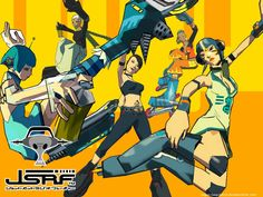 Jet Set Radio Future.  SEGA--make a sequel and I'll buy 10 copies!!!