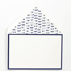 Three Kings Stationery Set