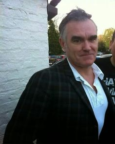 Morrissey outdoors