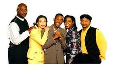 """Martin(TV Sitcom): One of the network's hightest-rated shows during its five season run. The show ran through August May NBC's """"Must See TV"""" on Thursday nights in the Martin Lawrence Show, Lawrence Thomas, Black Sitcoms, Black Tv Shows, Real Tv, Comedy Tv Shows, Old Shows, Old Tv, Classic Tv"""