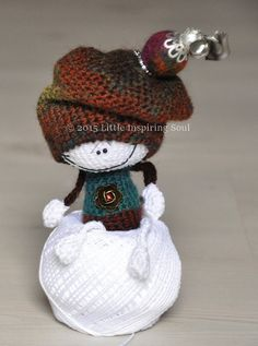 LUCKYDOLL amigurumi ENGLISH PDF digital crochet pattern