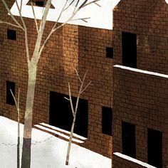Up to the House / Jon Klassen