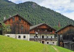Mesnerhof-C: Community Retreat am schönsten Ende Tirols - A-List Alpine Chalet, Hotel Spa, Austria, The Good Place, To Go, Farmhouse, Exterior, Community, Cabin