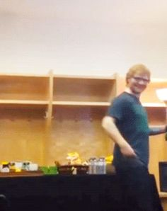 You have to have this gif on your Ed Sheeran board