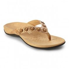 Vionic Floriana Women's Thong Sandals - 2