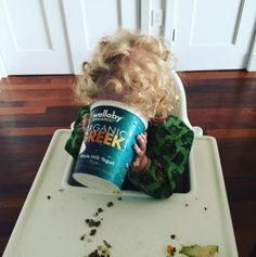 @babies_who_brunch is incredibly passionate about their Wallaby Organic Yogurt!