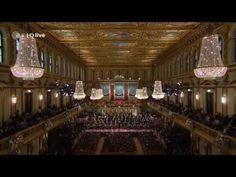 intregul concert de anul nou viena 2017 - YouTube