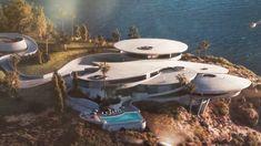 Iron man House | Toni stark - Architecture & Engineering