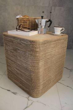 Ekologiczne rozwiązanie, C h o c k Square Fresco, Biodegradable Products, Recycling, Furniture, Design, Home Decor, Goodies, Gadgets, Nature