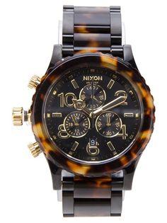 NIXON Steel Watch