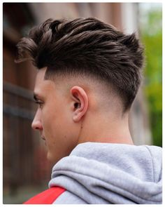 12 Modern Haircuts For Men in 2019 ~ Mens Hairstyles Hipster Hairstyles, Cool Hairstyles For Men, Modern Hairstyles, Hairstyles Haircuts, Hairstyle Ideas, Hair Ideas, Modern Mens Haircuts, Haircuts For Men, Fresh Haircuts