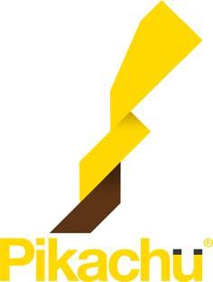 Pokemon as corporate brands - Reimagining Pokemon as Company Logos - Pictogram: A San Francisco Design Shop