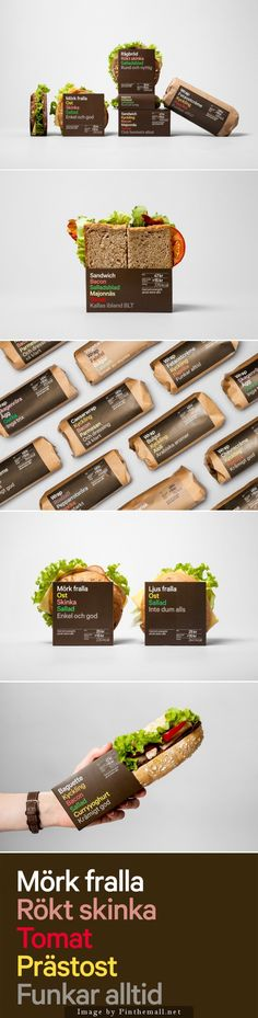 7-Eleven and Press­byrån in Swe­den got it right. Is it too early to start thinking about lunch packaging curated by Packaging Diva PD created via http://bvd.se/reitan/