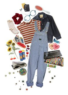 """street urchin"" by abundanceoffreckles ❤ liked on Polyvore featuring art"