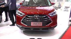 Jac S3 - Automech 2016