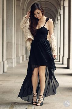 Closet Goddess dress front