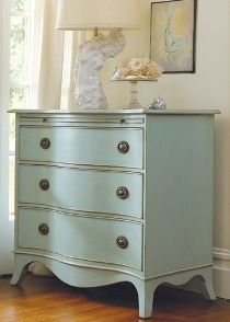 Vintage reproduction chest from Layla Grace