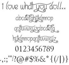 Cute Doodle Fonts  Bing Images  Font  Asy    Doodle