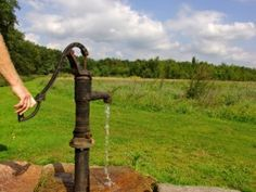 How to Create an Off-the-Grid source of water (Driven point wells)