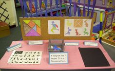 Chinese New Year tangrams classroom display photo - Photo gallery - SparkleBox