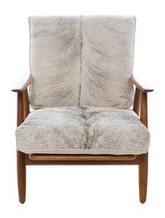 Hans Wegner Ponyhair Chair