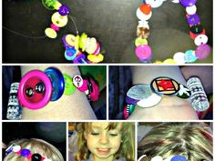 Cool project from http://www.kiwicrate.com/projects/Easy-Button-Jewelry/1570: Easy Button Jewelry