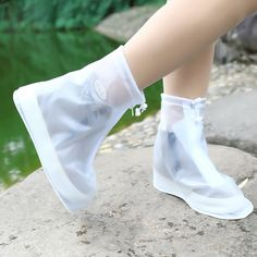 Cheap waterproof shoe covers, Buy Quality shoe covers directly from China shoe waterproof cover Suppliers:  2017 Unisex Latest Style Waterproof Shoe Cover Men and Women PVC Thicken Couples Rainy Snowing Day Shoe Cover Travel Ne