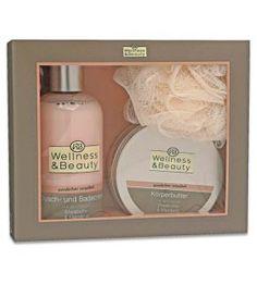 Geschenkset der Marke Wellness & Beauty. Weitere Produkte auf meinem Blog